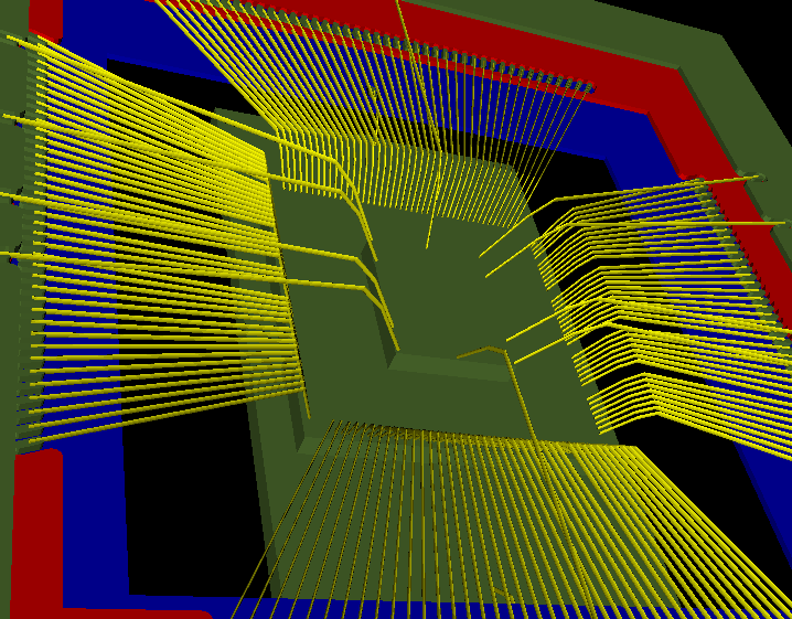 cadence sip 射频电路处理方案